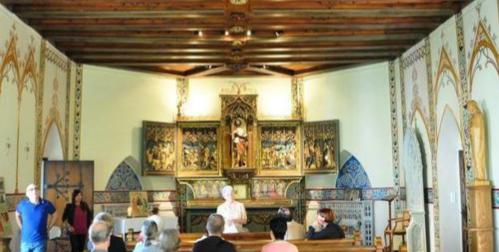 Chapelle Saint- Jean Colmar